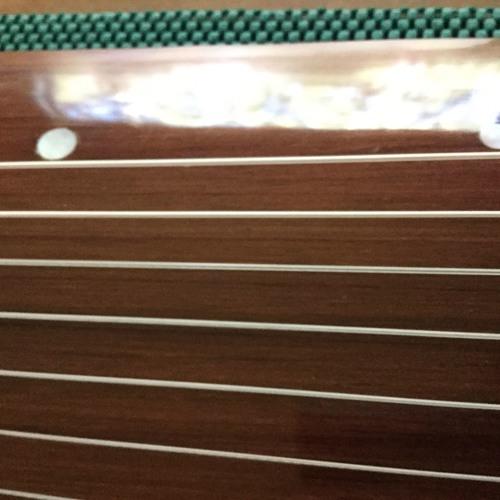 Guanglingsan - guqin - redwood guqin/yuesheng zhonghe n-m strings