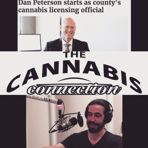 Dan Peterson Santa Cruz county cannabis licensing official 10/28/16