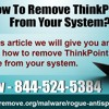 How to remove ThinkPoint from your System?