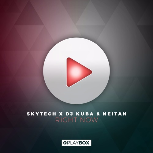 Skytech x DJ KUBA & Neitan – Right Now (VIP Mix)