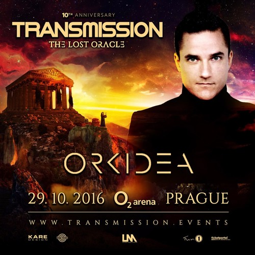 Orkidea - Live @ Transmission The Lost Oracle (29.10.2016) Prague