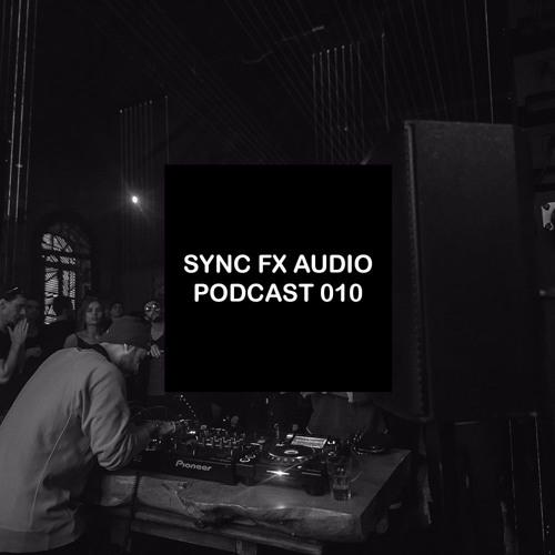 Sync Fx Audio Podcast - 010: D.A.L.I.