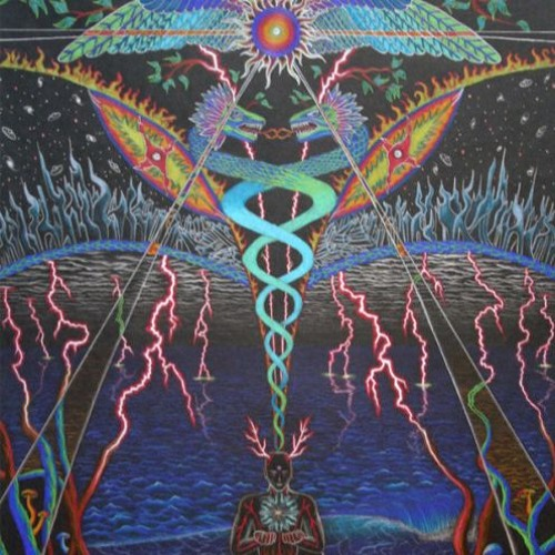 Renan - Spatial Connection - Dark Psychedelic (Review@Festival Kundalini 2014)