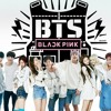 BTS/BLACKPINK - Blood Sweat And Tears & Fire/Playing With Fire & Whistle MASHUP By RYUSERALOVER