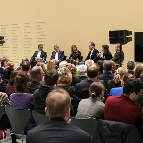 Podiumsgespräch TALKING ABOUT ART – Strategie oder Leidenschaft: Methoden des Sammelns