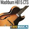 Washburn HB15 CTS - Test w Infomusic.pl