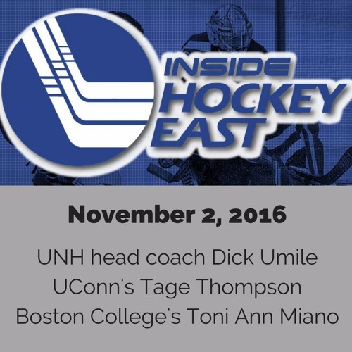 IBG Inside Hockey East 11.2.2016