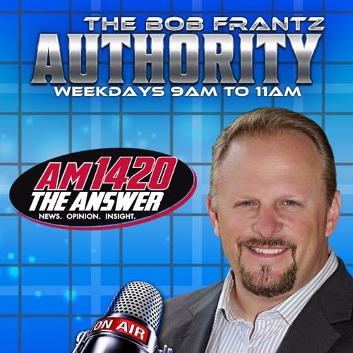 The Bob Frantz Authority - Nov 2, 2016 (Hr 1)