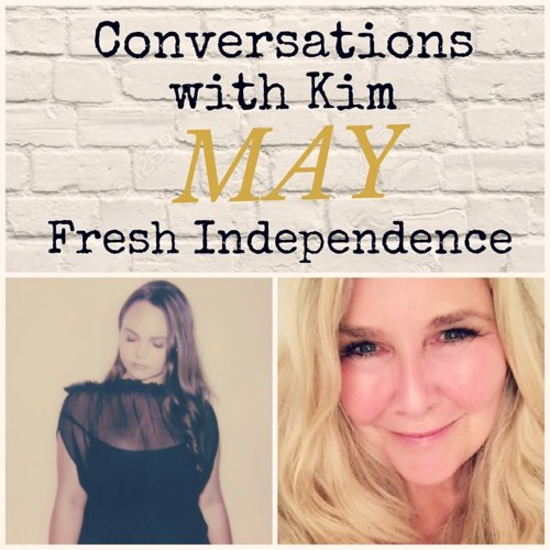 MAY - Conversations with Kim