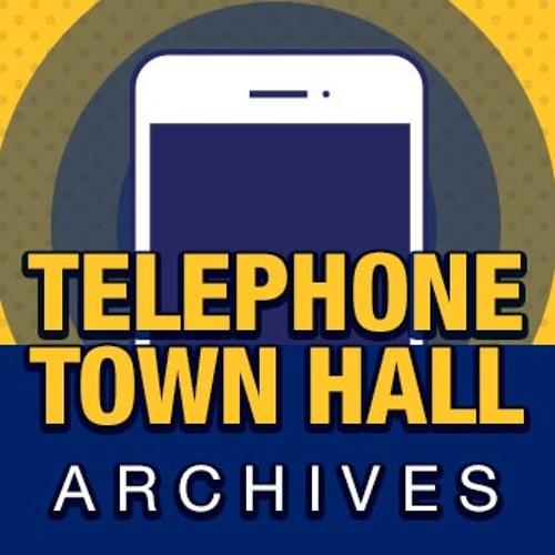 May 2016 General Membership Meeting Telephone Town Hall