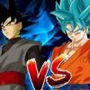 GOKU VS BLACK || playerVASH ft. proii