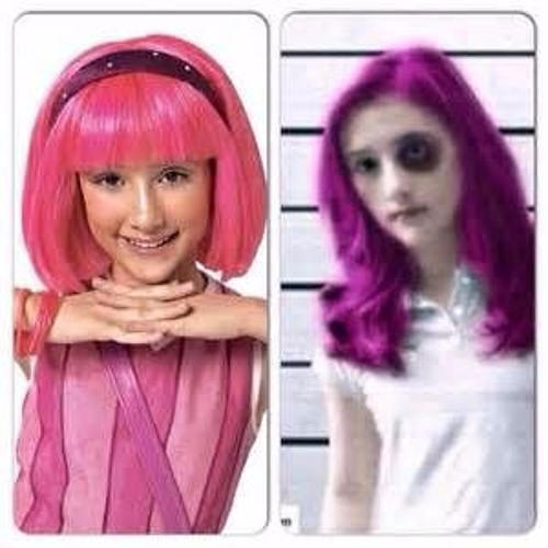Lazy Town- Cooking  The Book EAR RAPE