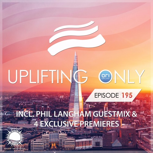 Uplifting Only 195 (incl. Phil Langham Guestmix) (Nov 3, 2016) [wav]