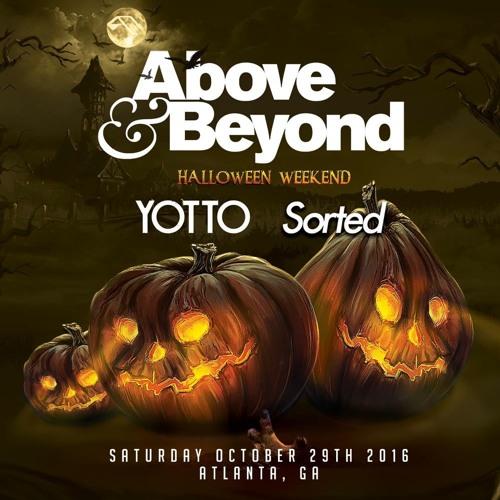 DJ Sorted - Live at the Atlanta Coliseum (Opening set for Above & Beyond)