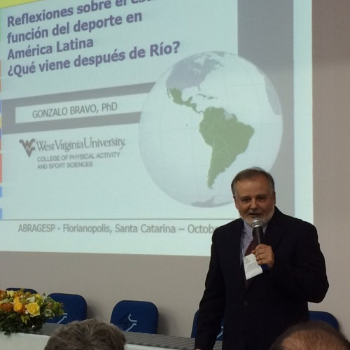 Prof. Dr. Gonzalo Bravo - West Virginia University