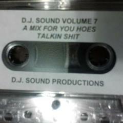 DJ Sound - Intro For A Hoe