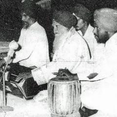 Tu Data Datar Tera Dita Khavna - Bhai Samund Singh Ji Ragi - Raag Hamir - Chartaal (Dhrupad)