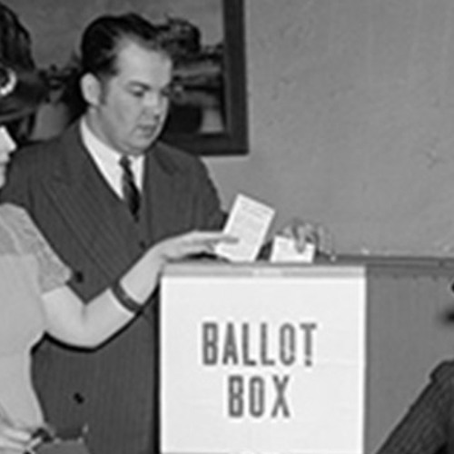 Pulling the Curtain: Voting in America [rebroadcast]