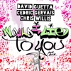 David Guetta Feat Cedric Gervais And Chris Willis Would I Lie To You Darkhan Lv Remix Mp3