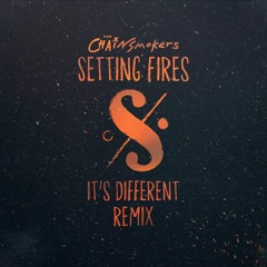The Chainsmokers ft. XYLØ - Setting Fires (it's different Remix)