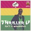 Thriller U - Isn't It Wonderful