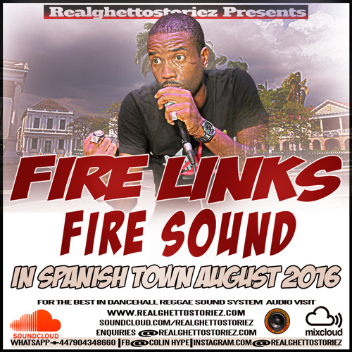 Baixar FIRE LINKS IN SPANISH TOWN AUGUST 2016