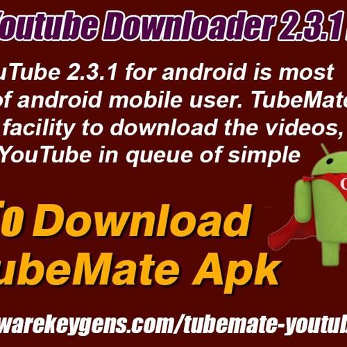 download tubemate apk 2.3 3