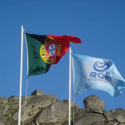 Saudação de Abertura de Emissão da Rádio Clube de Monsanto - Aldeia Mais Portuguesa