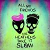 twenty one pilots - Heathens (BOXINLION Remix)