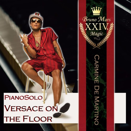 Versace On The Floor(Piano Solo) By Carmine