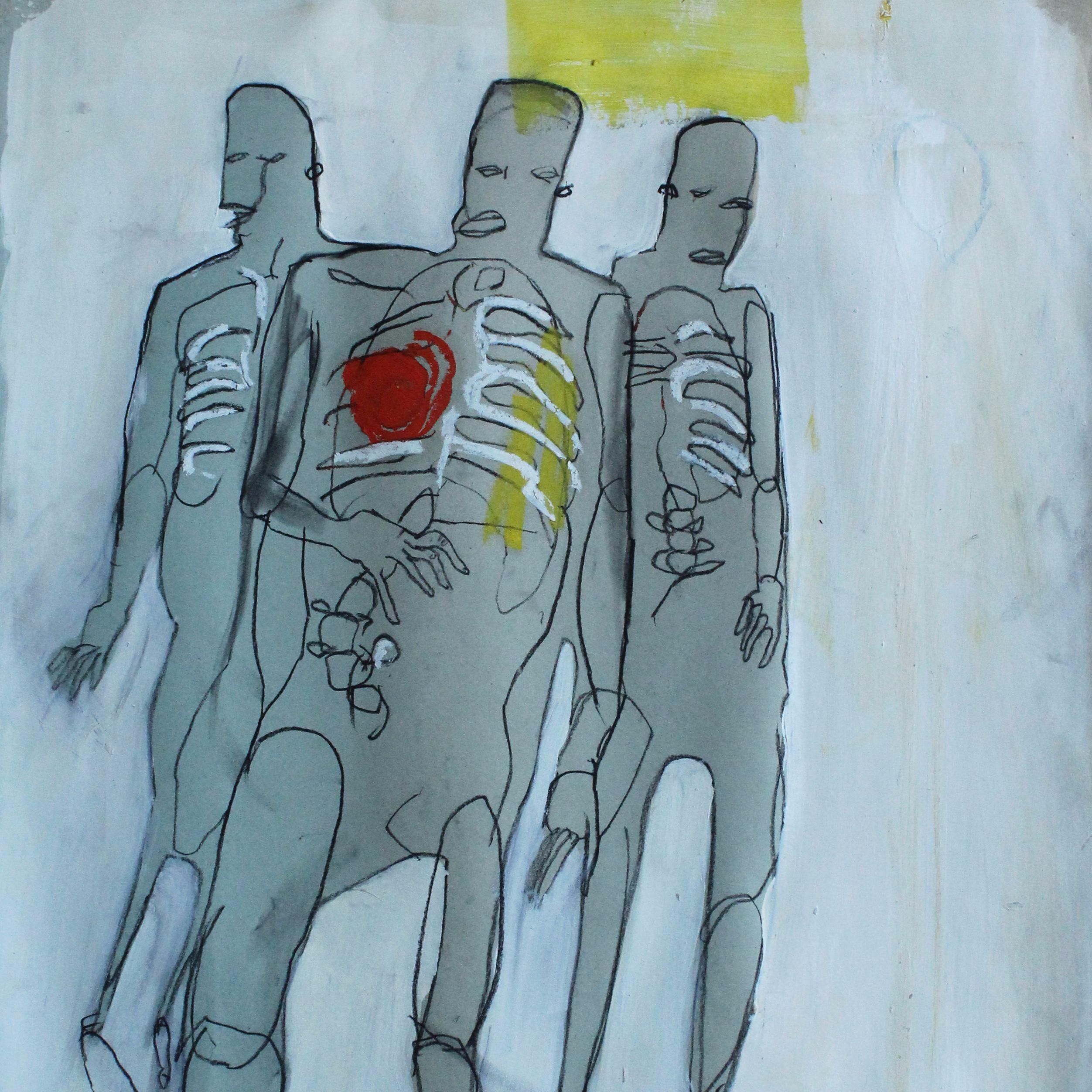 """Dark Humor from Algeria's """"Dark Decade""""   Elizabeth Perego"""