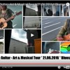 blues blues.. was sonst! oder.. ART & MUSICAL TOUR 21.06.2016 _audio _cuts