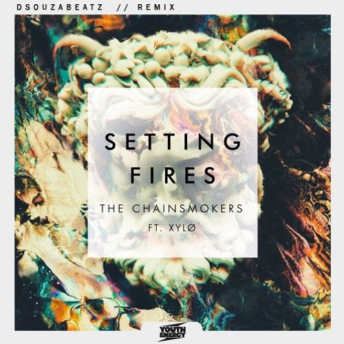The Chainsmokers, XYLO - Setting Fires (Aventry Remix)