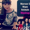Maroon5 - Maps / Animals Mashup by Kate Reenamuze