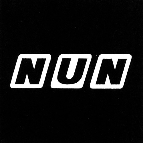 NUN - Can't Chain (from The Dome LP, due 2017)