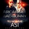 Arcangel Ft Bad Bunny -Tu No Vive Asi (Dembow Rmx Dj Jowna)