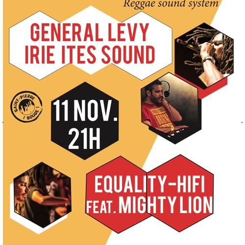 Equality Session Reggae Unity Promo General Levy