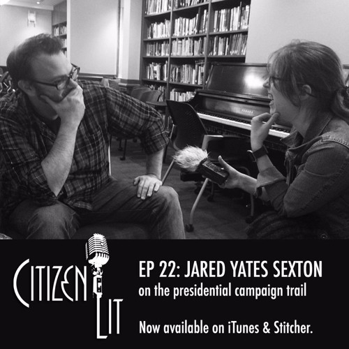 Episode 22: Jared Yates Sexton