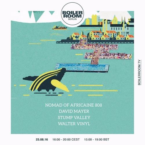 David Mayer Boiler Room Berlin DJ Set