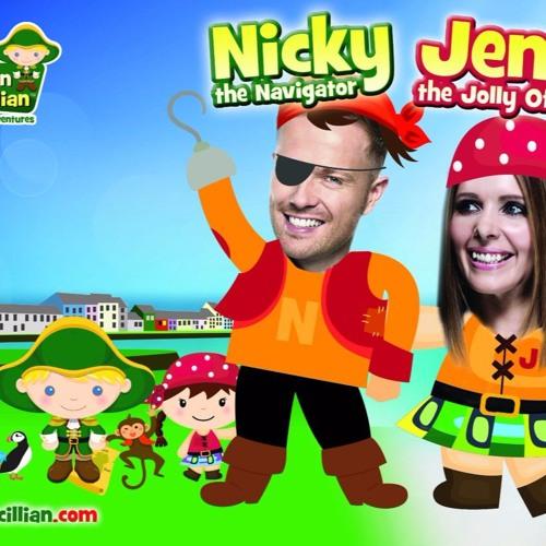 Nicky & Jenny are part of the Captain Cillian family