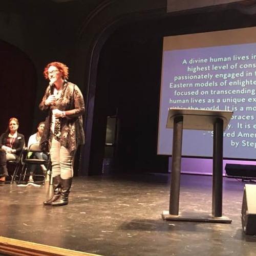 "November 6, 2016 - ""Who We Be: Sacred Citizenship"" with Rev Lola Wright"