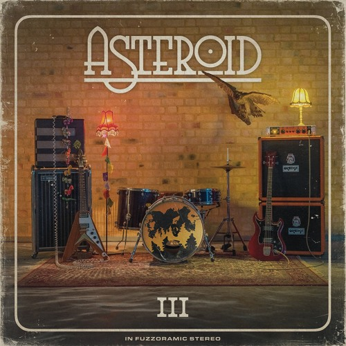 ASTEROID - III (Fuzzorama Records)