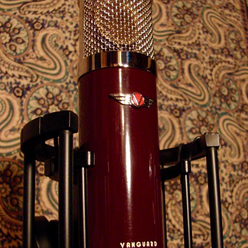 """Vanguard Audio Labs V13 records """"Tear Gas Ghost Story"""" w/ Grey Revell"""