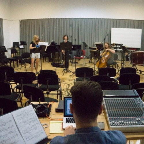 Pictorial Fields: Traces in 1A (2016) by Theocharis Papatrechas - VIPA Festival World Premiere