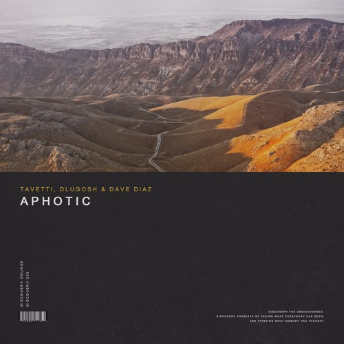 Tavetti, Dlugosh, Dave Diaz - Aphotic (Original Mix)