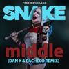 Dj Snake - Middle [Dan K & Pacheco Remix] FREE DOWNLOAD