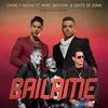 Chino Y Nacho Ft.  Marc Anthony & Gente De Zona - Bailame (Grupo Exodo Version) Portada del disco