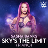 WWE - Sasha Banks Theme Song - Sky's the Limit (Piano)
