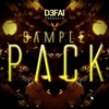 D3FAI SAMPLE PACK   Tonal Kicks, Kicks, One Shots, Claps, FX's, Chants, And MORE !!!