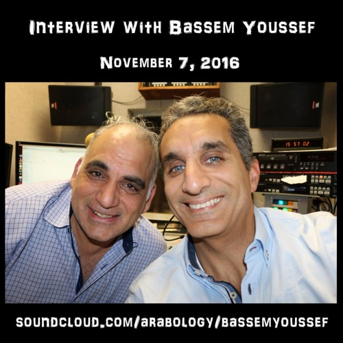 Interview with Bassem Youssef (Nov 2016)
